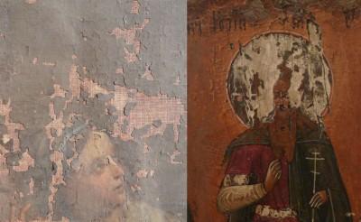 La couche picturale l 39 atelier du regard for Toile de verre sur bois