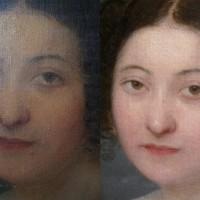 Elisa Riverain par Melle de St Omer-1832